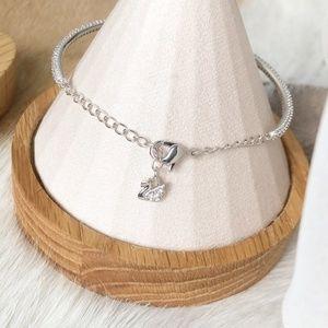 Swarovski Jewelry - Swarovski 925 Sterling Silver Bracelet